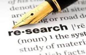 Homeopathic Research