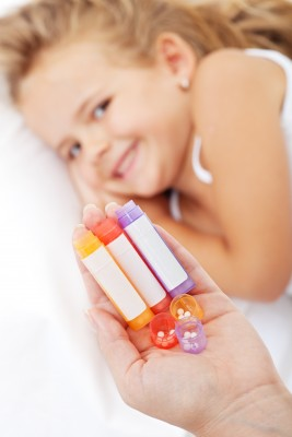 young girl homeopathic remedies