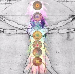 Chakras Centres of the Vital Force